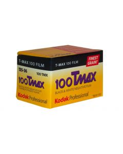 Kodak T-MAX ISO 100 Professional Black & White 36 Exposure 35mm Film