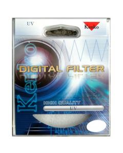 Kenko UV Filter: 49mm