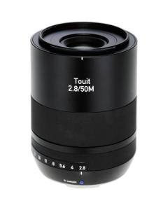 Zeiss Touit 50mm f2.8 Macro Lens - Fujifilm X Fit