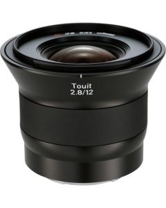 Zeiss Touit 12mm f2.8 Lens - Sony E Fit