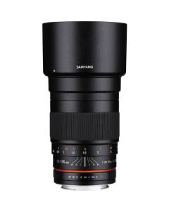 Samyang 135mm F2.0 ED UMC Fast Telephoto Prime Lens: Nikon AE Mount CA2522