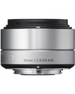 Sigma 30mm F2.8 DN Silver Art Series Lens: MICRO FOUR THIRDS CA2569