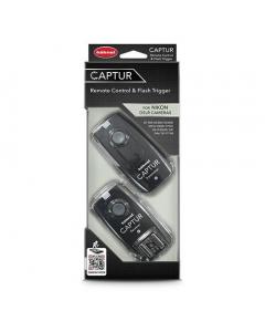 Hahnel Captur Remote Control & Flash Trigger - Nikon