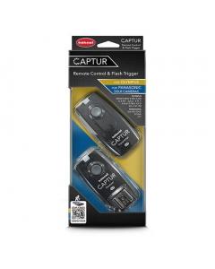Hahnel Captur Remote Control & Flash Trigger - Olympus/Panasonic