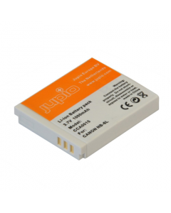 Jupio CCA0015 Lithium Ion Battery Pack Replacement for Canon NB-6L