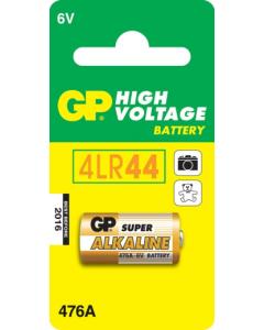 GP High Voltage 6V 4LR44 Battery (476A)