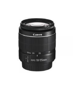 Canon EF-S 18-55mm f/3.5-5.6 DC III Lens: White Box
