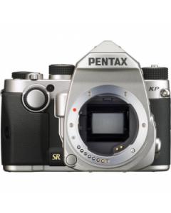 Pentax KP Digital SLR Camera Body - Silver