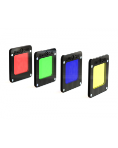 Lume Cube RBGY Color Pack (Include Red, Green, Blue, and Yellow Magnetic Gels)