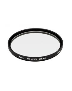 Kenko Multi Coated Slim UV 370 Filter: 52mm
