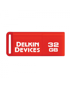 Delkin Devices 32GB PocketFlash USB 3.0 Flash Drive