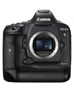Canon EOS 1D X Mark II Pro Digital SLR Camera Body