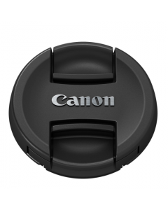 Canon 49mm New Pinch Style Lens Cap E-49
