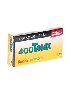 Kodak T-MAX ISO 400 Professional Black & White 120 Roll Film
