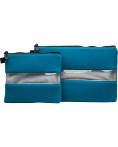 Tenba Tools Gear Pouch 2-Piece Set - Blue
