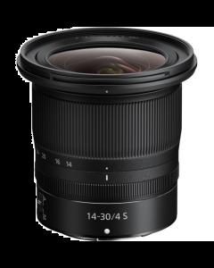 Nikon Z 14-30mm f4 S FX Lens