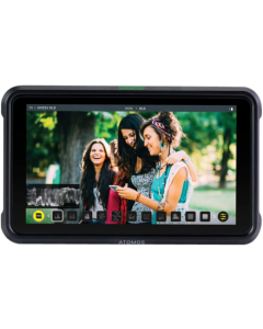 "Atomos Shinobi SDI 5"" 4K HDR Field Monitor with 3G-SDI I/O and HDMI Input"