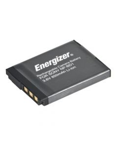Energizer Sony NP-BD1 Replacement Li-Ion Recheargeable Camera Battery