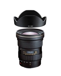 Tokina AT-X 14-20mm F2 PRO DX Aspherical Wide Angle Zoom Lens: Canon CC1383