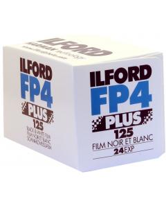 Ilford FP4 Plus ISO 125 Black & White 24 Exposure 35mm Film