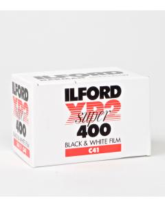 Ilford XP2 Super ISO 400 Black & White C41 Process 36 Exposure 35mm Film