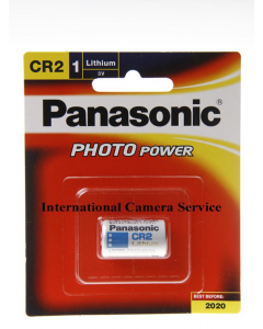 Panasonic CR2 Lithium 3V Battery