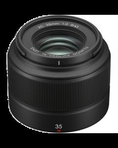 Fujifilm XC 35mm f2 Lens - Black