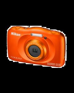 Nikon Coolpix W150 Digital Camera - Orange
