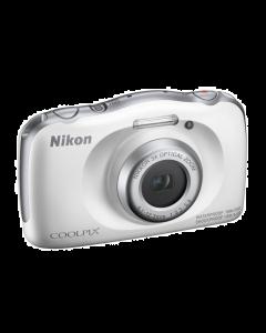 Nikon Coolpix W150 Digital Camera - White