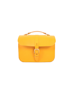Fig The Lincon Yellow Camera Bag