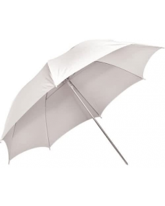 "Polaroid Pro Studio 33"" White Translucent Umbrella"