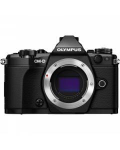 Olympus OM-D E-M5 Mark II Digital Camera Body - Black