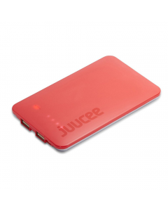 Bitmore Juucee Slim Portable 9000mAh Power Bank Charger For Phone Tablet - Pink