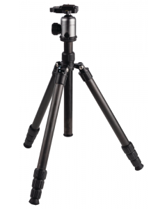 Camlink CL-TP2500B Compact Aluminium Tripod With Ball Head And Case