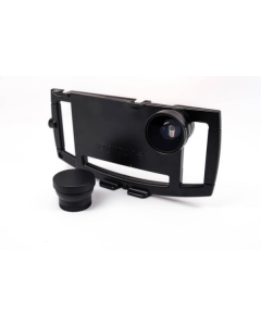 iOgrapher Mobile Case Stabilizer + Telephoto & Wide Angle Lens Kit