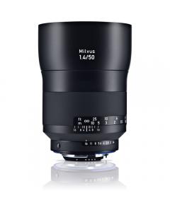 A - Zeiss Milvus 50mm F1.4 Lens ZF.2 Nikon Fit