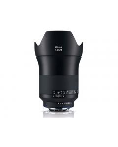 A. Zeiss Milvus 25mm F1.4 ZF.2 - Nikon Fit