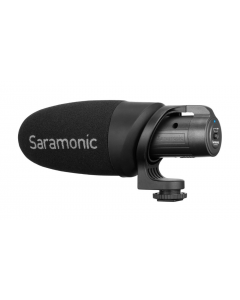 Saramonic CamMic Microphone for DSLR and Mirrorless Camera