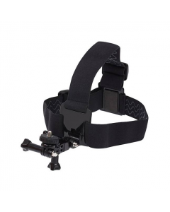 Fujifilm XP Head Helmet Mount For Cameras & GoPro Action Cams