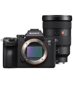 Sony Alpha A7 III Full Frame Digital Camera & 24-70mm f2.8 G Master Lens