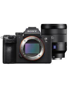 Sony Alpha A7 III Full Frame Digital Camera & 24-70mm f4 OSS Lens