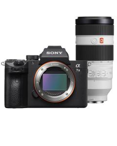 Sony Alpha A7 III Full Frame Digital Camera & 100-400mm f4.5-5.6 OSS G Master Lens