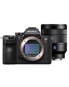 Sony Alpha A7R III Full Frame Digital Camera & 24-70mm f4 OSS Lens