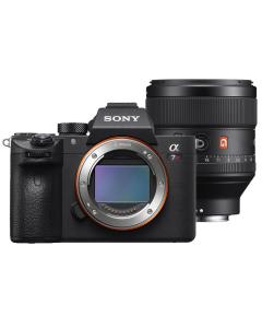 Sony Alpha A7R III Full Frame Digital Camera & 85mm f1.4 G Master Lens