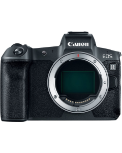 Canon EOS R Full Frame Digital Mirrorless Camera with EF Adapter