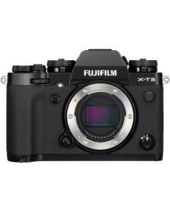 Fujifilm X-T3 Digital Mirrorless Camera Body - Black
