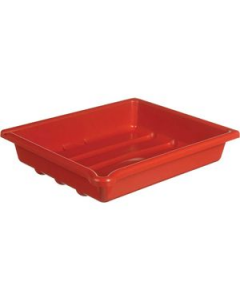 """Paterson 8x10"""" Developing Tray (Red)"""