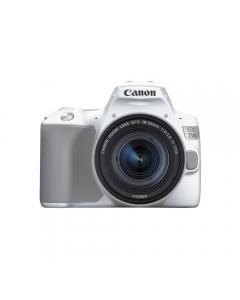 Canon EOS 250D Digital SLR Camera & EF-S 18-55mm IS STM Lens - White