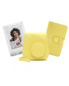 Fujifilm Instax Mini 9 Accessory Kit: Yellow