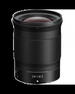 Nikon Z 24mm f1.8 S FX Lens